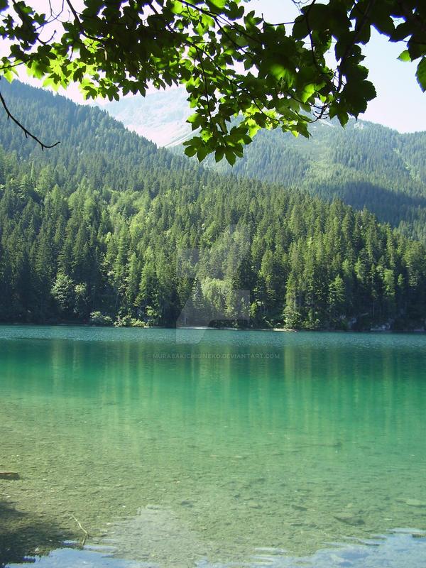 Tovel lake 1 by MurasakiChibiNeko