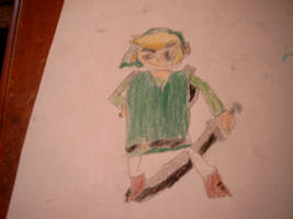 Zelda The Wind Waker Link