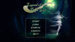 Legend of the Piper Girl Title Screen
