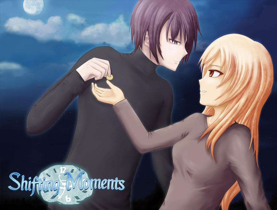 Shifting Moments: Abandoned due to complications by venus-eclipse