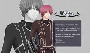 Princess of Ruin: Ralys