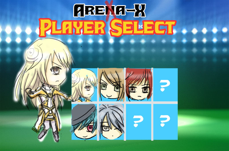 Area-X in Arena-X by venus-eclipse