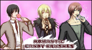 Romantic Candy Crushes