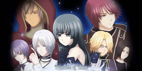Princess of Ruin [Visual Novel]