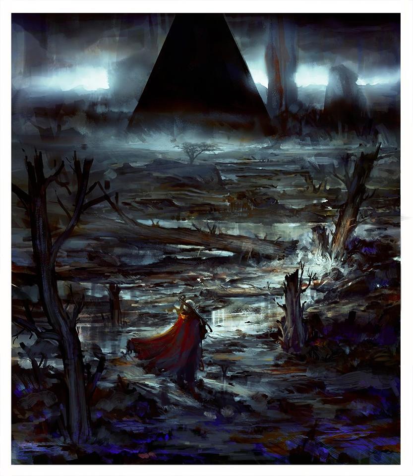 Lost kingdom by Yor-Art