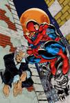 J Scott Campbell_Spiderman