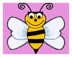 Pixel Bee by ArtandMore