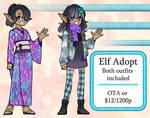 Closed Elf Adopt