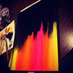Splash of Color by missjanellexo