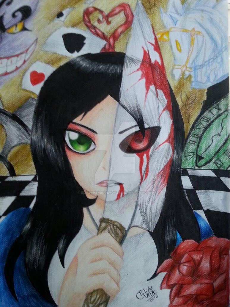 Alice Madness Return by EliseTheHedgehog26