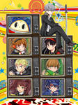 .:Persona 4:. by ghost-byun