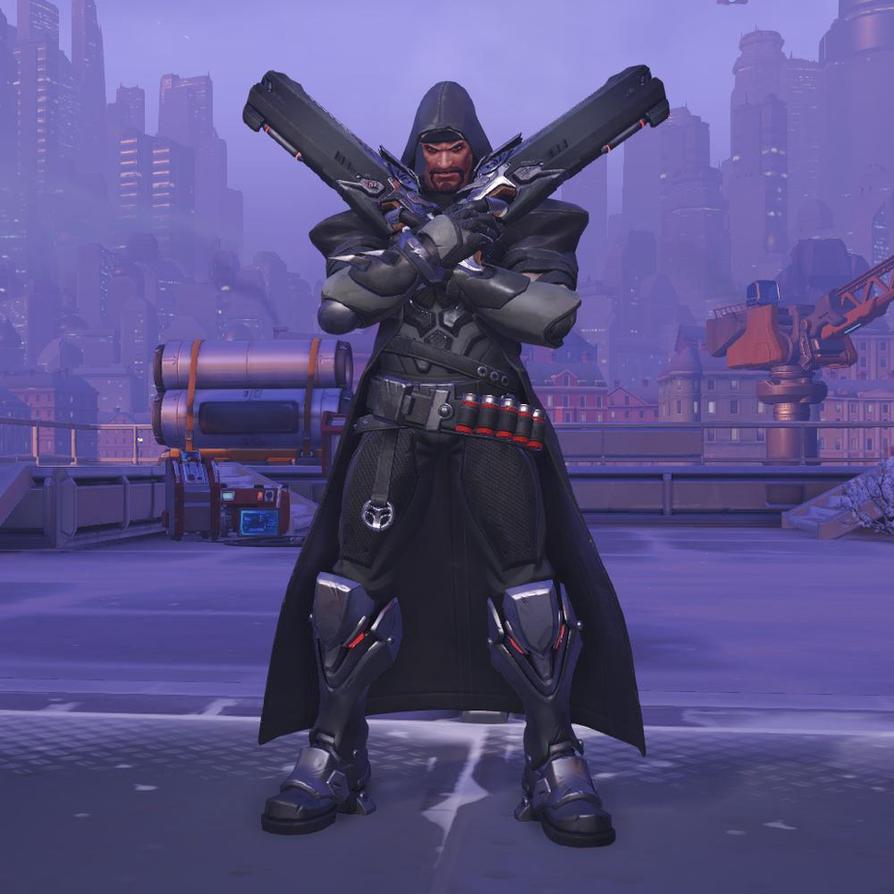 Overwatch Character Design Analysis : Image gallery overwatch reyes