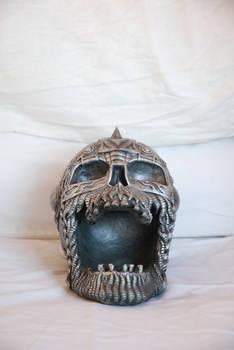 Metal Skull VII
