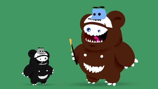 bears by arth00