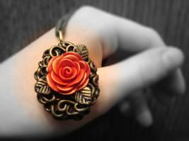 Rose Locket No. 4 by CharpelDesign