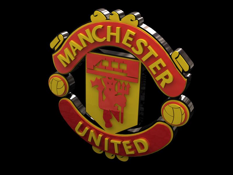 Man Utd Badge By Gazfx On Deviantart