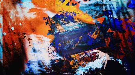 Vincent van Gogh by bluedaubs