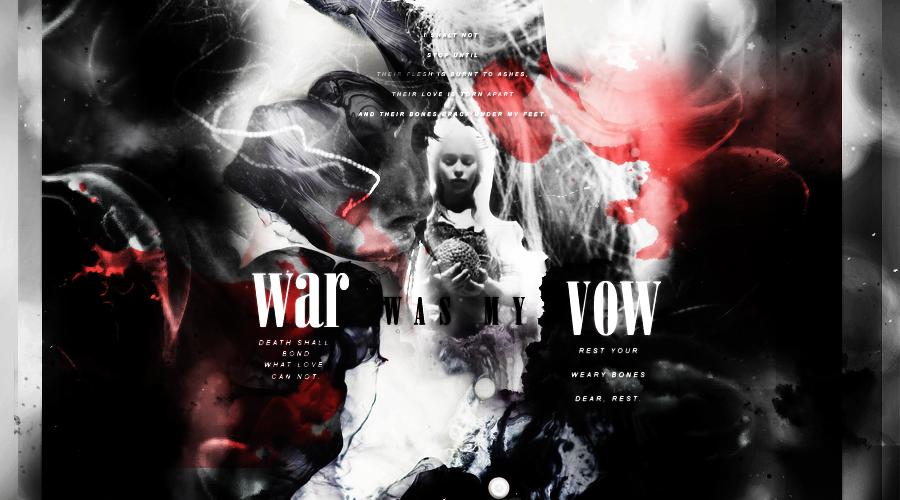 war was my vow by bluedaubs