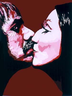 Sonny and Cher by charcoal1carly