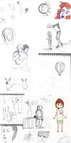 Sketch Dump Deux