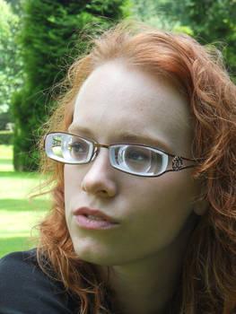 Glasses photo shoot in Flanders 11