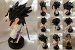 [Naruto] Sasuke figure | COMMISSION by MajorasMasks