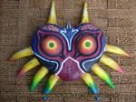 [Legend of Zelda] Majora's Mask OOAK | GIFTART by MajorasMasks