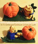 [Naruto] A Pumpkin for Naruto | FOR SALE by MajorasMasks