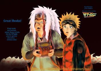 [Naruto] Back to the Leaf (crossover) by MajorasMasks