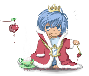 [Death Note] 'L' like 'Lord' | GIFTART