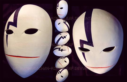 [Darker than Black] Hei's mask   COMMISSION