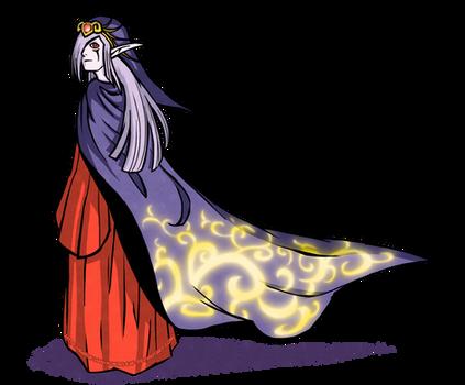 [Legend of Zelda] Vaati: Wind Mage (Minish Cap)