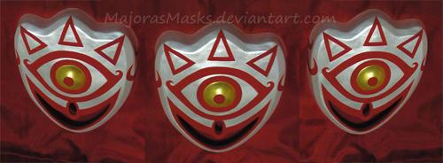 [The Legend of Zelda] Mask of Truth   COMMISSION by MajorasMasks