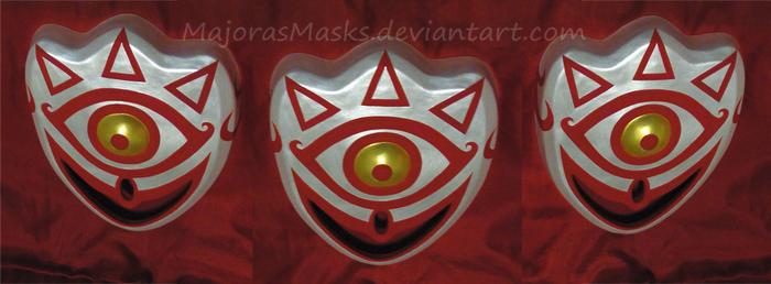 [Legend of Zelda] Mask of Truth (OoT) | COMMISSION