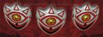 [Legend of Zelda] Mask of Truth (OoT) | COMMISSION by MajorasMasks