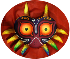 [The Legend of Zelda] Majora's Mask (v.2) | COMM. by MajorasMasks