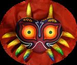 [Legend of Zelda] Majora's Mask (v.2) | COMMISSION by MajorasMasks