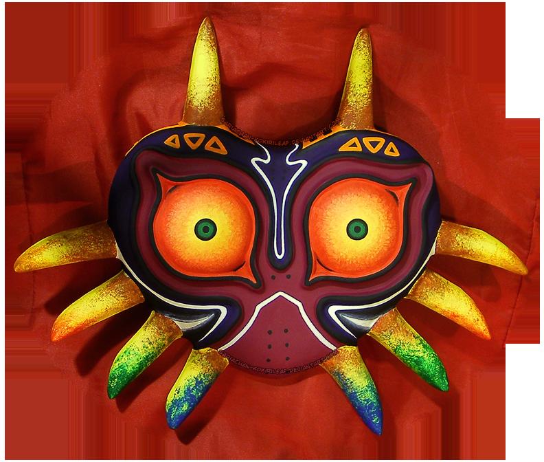Majora's Mask (version 2)   COMMISSION by MajorasMasks