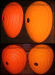 [Naruto] Tobi's mask - set 3.5 | FOR SALE by MajorasMasks