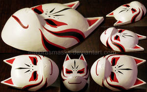 [Naruto] Kakashi's ANBU mask (base v.) |COMMISSION