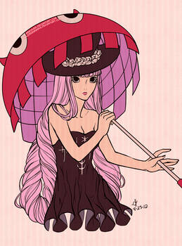 [One Piece] Perona | COLLABORATION