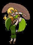 [Legend of Zelda] Link x Verios (FC) | POINTS COMM by MajorasMasks