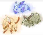 John the mouse robot [OC] (sketches) | COMMISSION by MajorasMasks