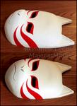[Naruto]Shadow of the ANBU Black Ops mask|COMMISS. by MajorasMasks