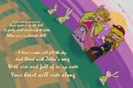 [Legend of Zelda] ZeLink (Spirit Tracks)   COLLAB by MajorasMasks
