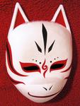 [Naruto] Kakashi ANBU mask (alt. ver.2)|COMMISSION by MajorasMasks