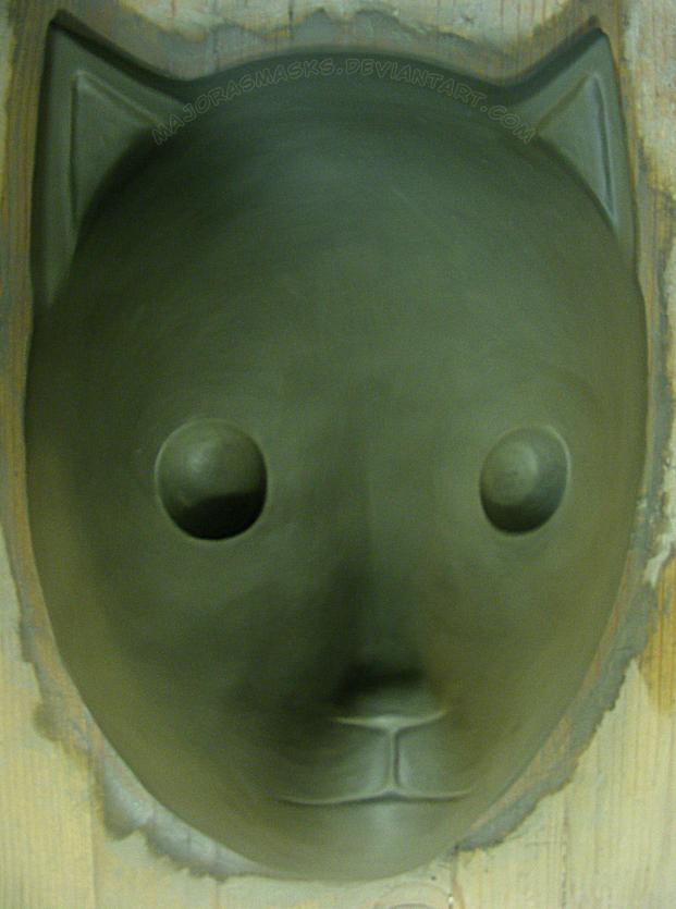 Itachi's ANBU mask | COMMISSION (WIP) by MajorasMasks