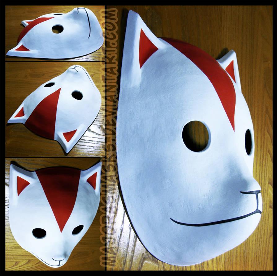 Itachi S Anbu Mask Commission By Majorasmasks On Deviantart