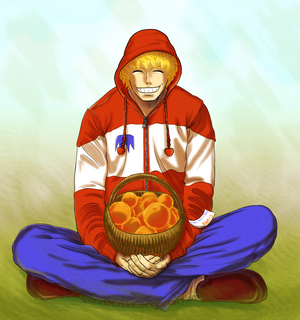 Mikan Harvest (Rocinante from One Piece)