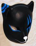 custom Itachi's ANBU mask (blue ver.) | COMMISSION by MajorasMasks